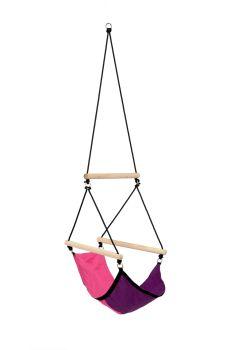 Hamaca-silla para Niños 'Swinger' Pink