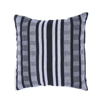 Almohada 'Comfort' Black White