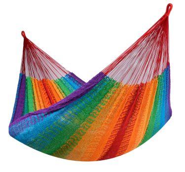 Hamaca Doble 'Mexico' Rainbow