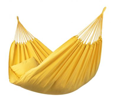 Hamaca Doble 'Organic' Yellow