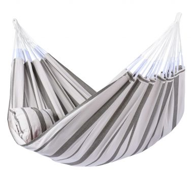 Hamaca Familiar 'Stripes' Silver