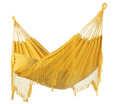 Hamaca Doble 'Sublime' Yellow