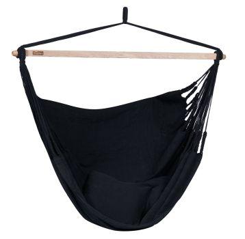 Hamaca-silla Doble 'Luxe' Black