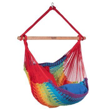 Hamaca-silla Individual 'Mexico' Rainbow