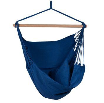 Hamaca-silla Individual 'Organic' Blue