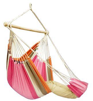 Hamaca-silla Individual 'Tropical' Lychee Lounge
